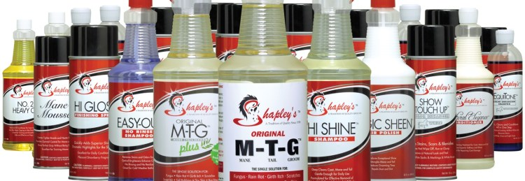 Shapley's Coat Care Grooming Products