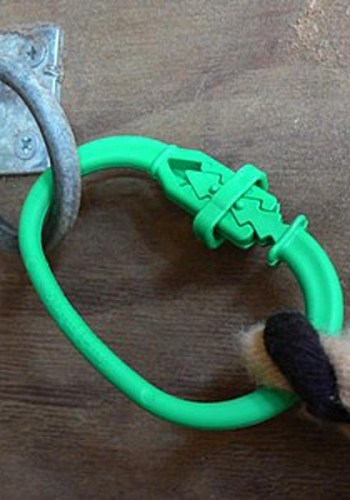 Equi-ping Safety Release Green