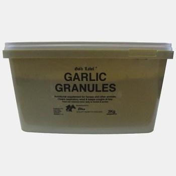 gold label garlic granules