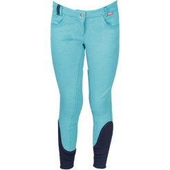 Julia Breeches in Tropical Green