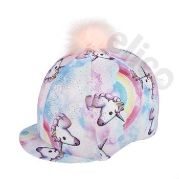 Unicorn Skull Cap Cover