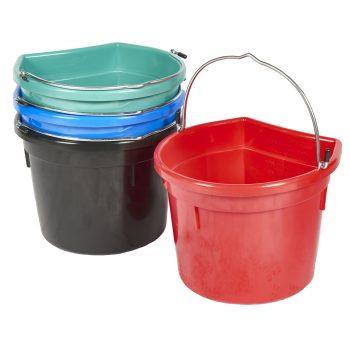 Saddlers Flat Sided Bucket