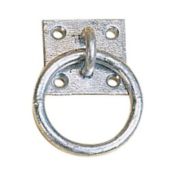 Stubbs Tie Ring on Plate