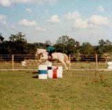 Monica Jumping