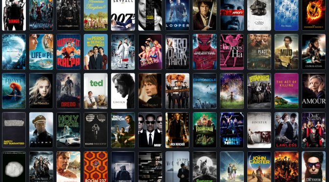 2012 – Best Movie Bracket