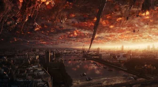 Independence Day: Resurgence (2016) Review