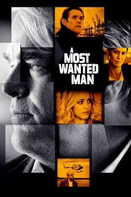 """Poster for the movie """"A Most Wanted Man"""""""