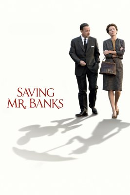 """Poster for the movie """"Saving Mr. Banks"""""""