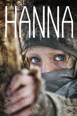 "Poster for the movie ""Hanna"""