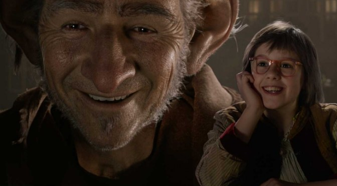 Spielberg's BFG (2016) Review