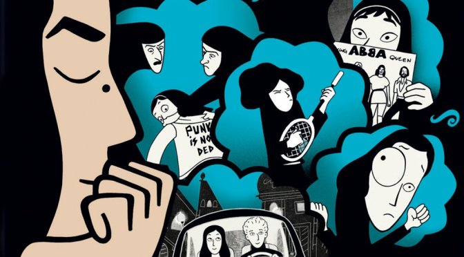 "Poster for the movie ""Persepolis"""