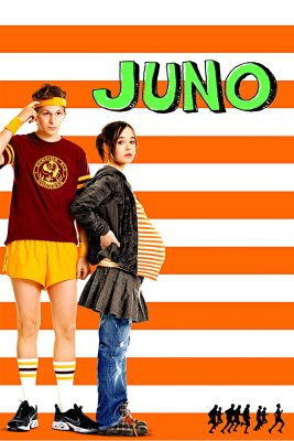 """Poster for the movie """"Juno"""""""