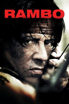 "Poster for the movie ""Rambo"""