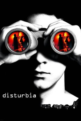 """Poster for the movie """"Disturbia"""""""