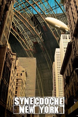 """Poster for the movie """"Synecdoche, New York"""""""