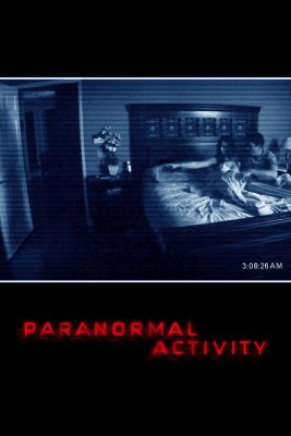 """Poster for the movie """"Paranormal Activity"""""""