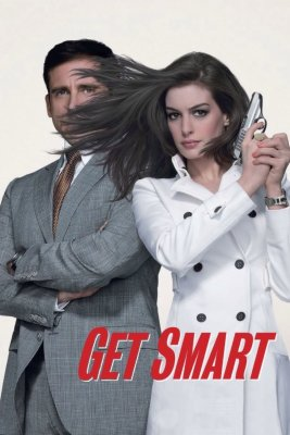 """Poster for the movie """"Get Smart"""""""