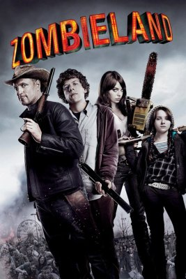 """Poster for the movie """"Zombieland"""""""
