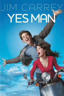 """Poster for the movie """"Yes Man"""""""