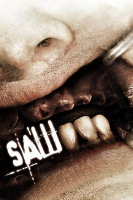 """Poster for the movie """"Saw III"""""""