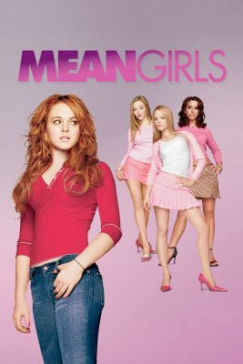"Poster for the movie ""Mean Girls"""