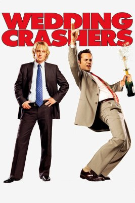 """Poster for the movie """"Wedding Crashers"""""""