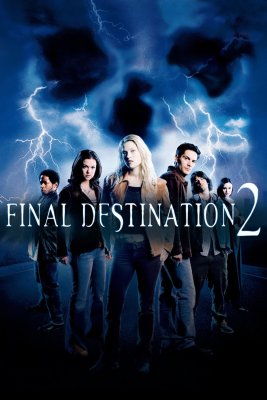 """Poster for the movie """"Final Destination 2"""""""
