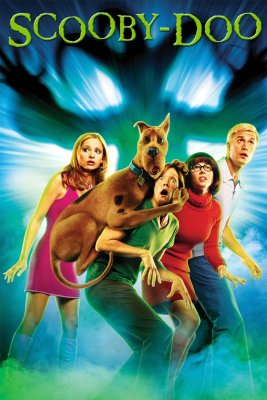 """Poster for the movie """"Scooby-Doo"""""""