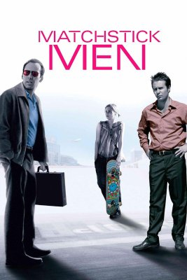 "Poster for the movie ""Matchstick Men"""
