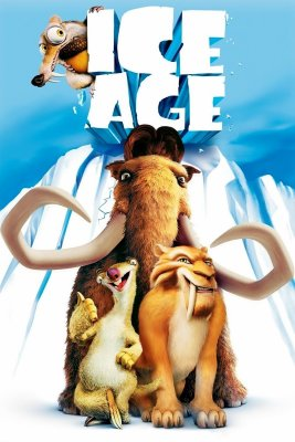 """Poster for the movie """"Ice Age"""""""