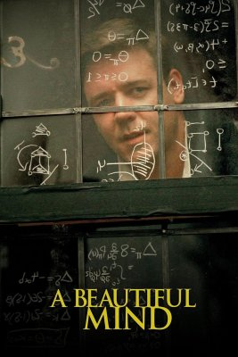 """Poster for the movie """"A Beautiful Mind"""""""