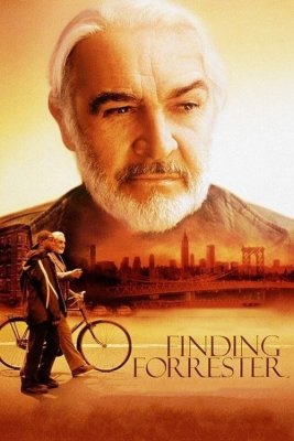 """Poster for the movie """"Finding Forrester"""""""