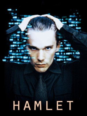 "Poster for the movie ""Hamlet"""