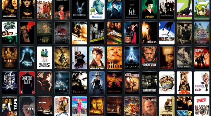2001 Best Movie Bracket