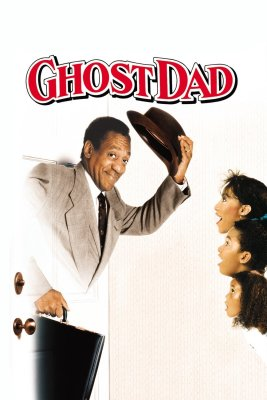 """Poster for the movie """"Ghost Dad"""""""
