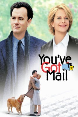 """Poster for the movie """"You've Got Mail"""""""
