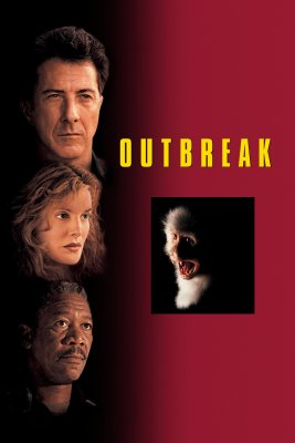"Poster for the movie ""Outbreak"""