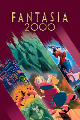 """Poster for the movie """"Fantasia 2000"""""""