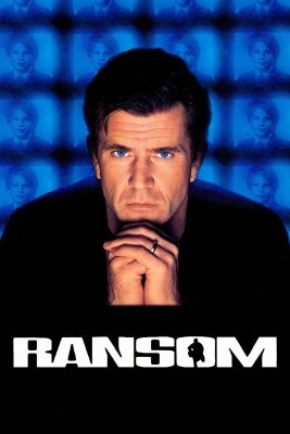 "Poster for the movie ""Ransom"""
