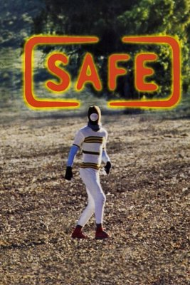 """Poster for the movie """"Safe"""""""