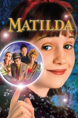 "Poster for the movie ""Matilda"""