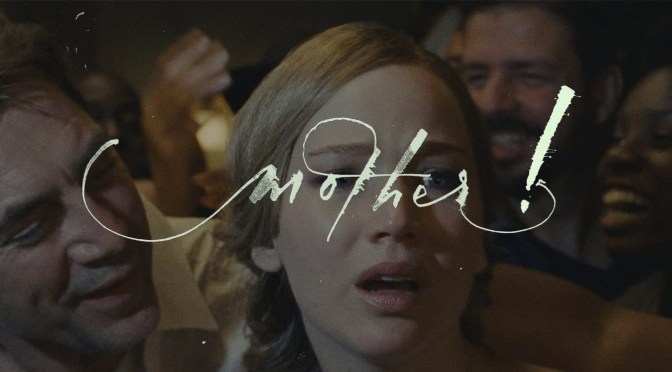 Aronofsky's God on Display in mother!