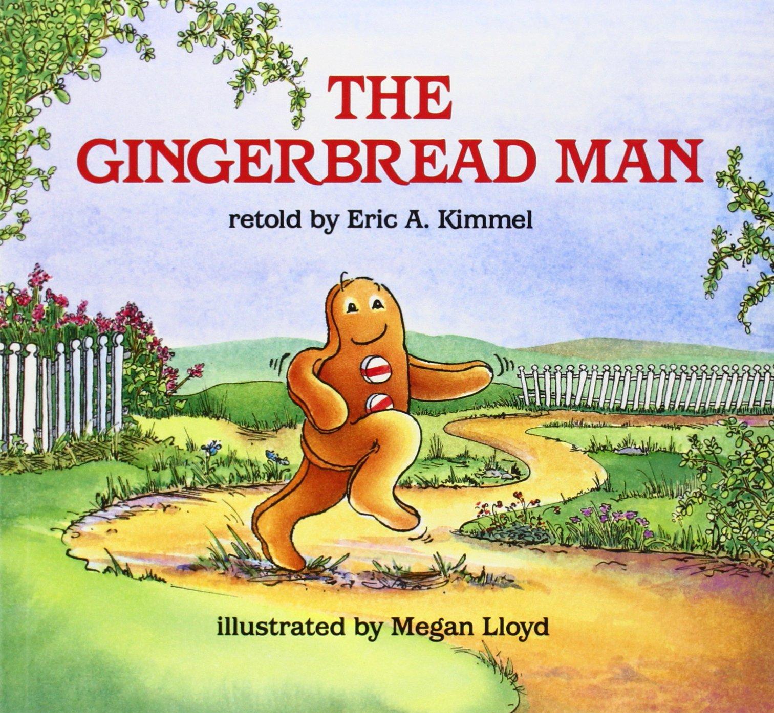 Gingerbread Man Books For Kids 15
