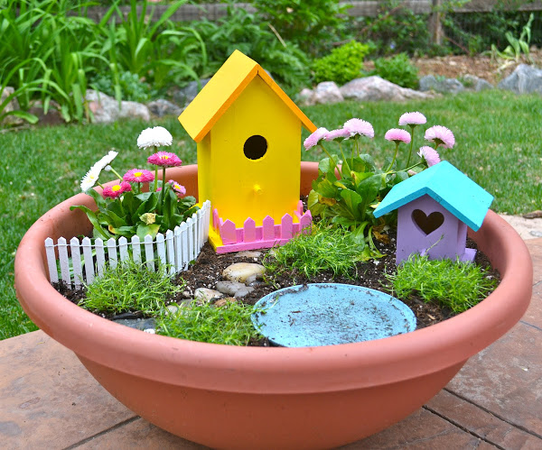 DIY Garden Ideas For Kids Life At The Zoo