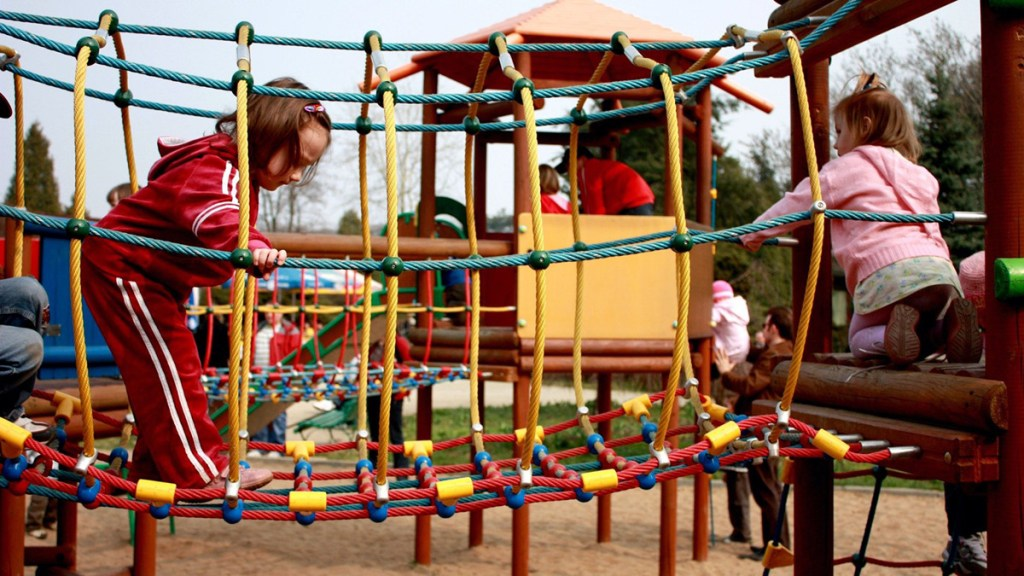 Academics put outdoor play at the heart of children's recovery