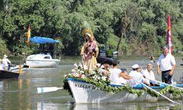The Virgen del Carmen Takes a River Cruise