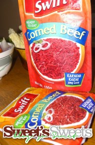 Corned Beef - In A Pouch