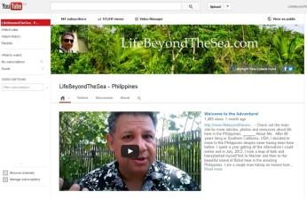 LifeBeyondTheSea Youtube Channel
