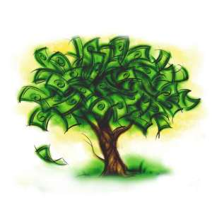 all expats have a money tree - wrong