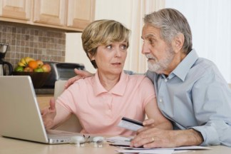 seniors are often targeted by scam artists